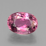 thumb image of 3.3ct Oval Facet Pink Tourmaline (ID: 441279)