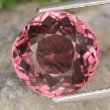 thumb image of 5.1ct Round Portuguese-Cut Purple Pink Tourmaline (ID: 446377)
