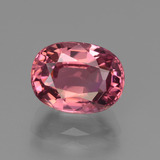 thumb image of 3.4ct Oval Facet Rose Pink Tourmaline (ID: 446397)