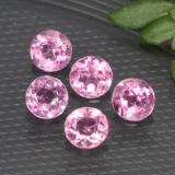 thumb image of 0.4ct Round Facet Pink Tourmaline (ID: 469374)