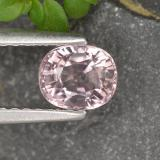 thumb image of 0.7ct Oval Facet Pink Tourmaline (ID: 493703)