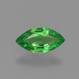 thumb image of 0.4ct Marquise Facet Chrome Green Tsavorite Garnet (ID: 272986)