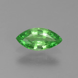thumb image of 0.4ct Marquise Facet Chrome Green Tsavorite Garnet (ID: 273036)