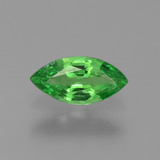 thumb image of 0.4ct Marquise Facet Chrome Green Tsavorite Garnet (ID: 273039)