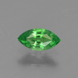 thumb image of 0.3ct Marquise Facet Chrome Green Tsavorite Garnet (ID: 273079)