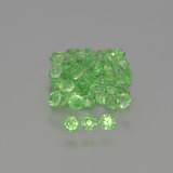 thumb image of 1.3ct Diamond-Cut Green Tsavorite Garnet (ID: 395705)