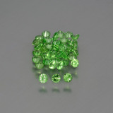 thumb image of 1.3ct Diamond-Cut Green Tsavorite Garnet (ID: 395787)