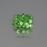 thumb image of 1.2ct Diamond-Cut Green Tsavorite Garnet (ID: 395788)