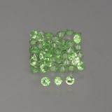 thumb image of 1.6ct Diamond-Cut Green Tsavorite Garnet (ID: 396066)