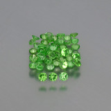 thumb image of 1.5ct Diamond-Cut Green Tsavorite Garnet (ID: 396152)