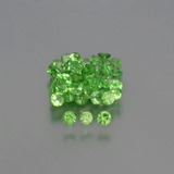 thumb image of 1.6ct Diamond-Cut Green Tsavorite Garnet (ID: 396155)
