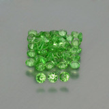 thumb image of 1.3ct Diamond-Cut Green Tsavorite Garnet (ID: 396204)