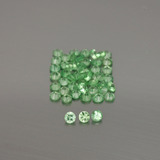 thumb image of 1.5ct Diamond-Cut Green Tsavorite Garnet (ID: 396292)