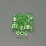 thumb image of 1.6ct Diamond-Cut Green Tsavorite Garnet (ID: 396345)