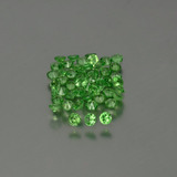 thumb image of 1.5ct Diamond-Cut Green Tsavorite Garnet (ID: 396351)