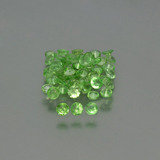 thumb image of 1.3ct Diamond-Cut Green Tsavorite Garnet (ID: 396509)