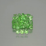 thumb image of 1.3ct Diamond-Cut Green Tsavorite Garnet (ID: 396517)