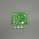 thumb image of 1.3ct Diamond-Cut Green Tsavorite Garnet (ID: 396812)