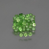 thumb image of 1.5ct Diamond-Cut Green Tsavorite Garnet (ID: 397316)