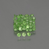 thumb image of 1.4ct Diamond-Cut Green Tsavorite Garnet (ID: 397391)