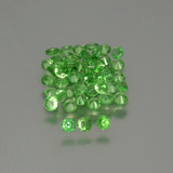 thumb image of 1.6ct Diamond-Cut Green Tsavorite Garnet (ID: 397397)