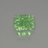 thumb image of 1.4ct Diamond-Cut Green Tsavorite Garnet (ID: 397428)