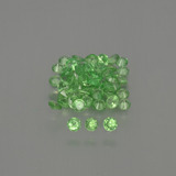 thumb image of 1.3ct Diamond-Cut Green Tsavorite Garnet (ID: 397472)