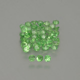thumb image of 1.6ct Diamond-Cut Green Tsavorite Garnet (ID: 397481)