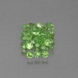 thumb image of 1.4ct Diamond-Cut Green Tsavorite Garnet (ID: 397618)