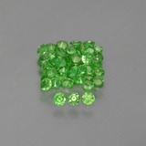 thumb image of 1.5ct Diamond-Cut Green Tsavorite Garnet (ID: 397673)
