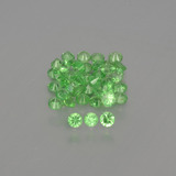 thumb image of 1.5ct Diamond-Cut Green Tsavorite Garnet (ID: 397753)