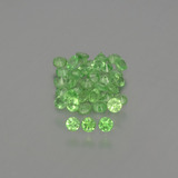 thumb image of 1.5ct Diamond-Cut Green Tsavorite Garnet (ID: 397755)