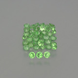 thumb image of 1.4ct Diamond-Cut Green Tsavorite Garnet (ID: 397759)