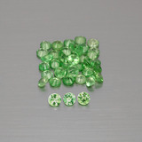 thumb image of 1.3ct Diamond-Cut Green Tsavorite Garnet (ID: 397855)