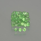 thumb image of 1.9ct Diamond-Cut Green Tsavorite Garnet (ID: 397861)