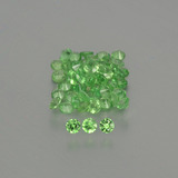 thumb image of 1.7ct Diamond-Cut Green Tsavorite Garnet (ID: 397864)
