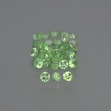 thumb image of 1.6ct Diamond-Cut Green Tsavorite Garnet (ID: 397910)