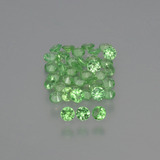 thumb image of 1.5ct Diamond-Cut Green Tsavorite Garnet (ID: 397912)