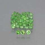 thumb image of 2.2ct Diamond-Cut Green Tsavorite Garnet (ID: 397945)