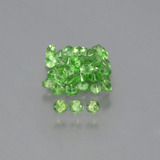 thumb image of 1.7ct Diamond-Cut Green Tsavorite Garnet (ID: 397981)