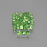 thumb image of 1.6ct Diamond-Cut Green Tsavorite Garnet (ID: 398021)
