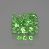 thumb image of 1.9ct Diamond-Cut Green Tsavorite Garnet (ID: 398070)