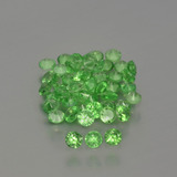thumb image of 1.9ct Diamond-Cut Green Tsavorite Garnet (ID: 398074)