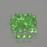 thumb image of 1.9ct Diamond-Cut Green Tsavorite Garnet (ID: 398174)