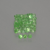 thumb image of 2.1ct Diamond-Cut Green Tsavorite Garnet (ID: 398202)