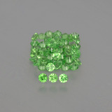 thumb image of 2.4ct Diamond-Cut Green Tsavorite Garnet (ID: 398203)
