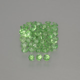 thumb image of 2.1ct Diamond-Cut Green Tsavorite Garnet (ID: 398207)