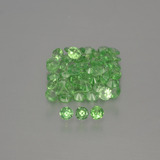 thumb image of 2.2ct Diamond-Cut Green Tsavorite Garnet (ID: 398209)