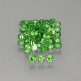 thumb image of 2.4ct Diamond-Cut Green Tsavorite Garnet (ID: 398453)