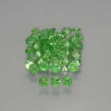 thumb image of 2.1ct Diamond-Cut Green Tsavorite Garnet (ID: 398584)
